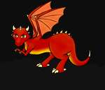 Red Dragon by SheepFaceTV
