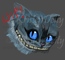 CheshireCat WIP by sora1992