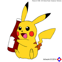 Pika Ketchup by NS-Games