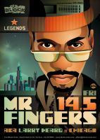Legends: Mr Fingers by prop4g4nd4