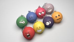 Deviant Art Stress Balls by shimon-graffiti
