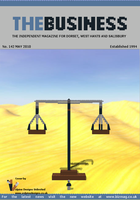 The Business magazine cover by VulpineDesignsULTD