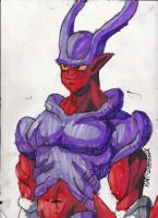 Janemba again by ChahlesXavier