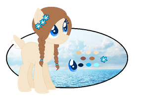 Irridescent Sea Ref.Sheet by MLPFangirl109