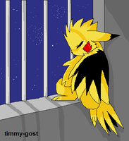 caged bird by timmy-gost