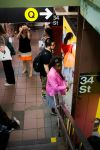 Colorful Subway View by PatrickMonnier