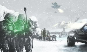 Winter operations by Kawassass00