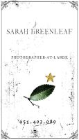 A Business Card For Sarah by Bolarg