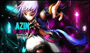 Azin by storm by StormShadownGFX