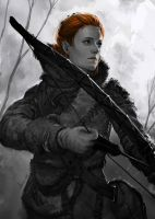 Ygritte by AndreaMeloni