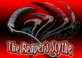 The Reaper's Scythe by sancha310sp