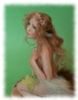 Fox Fairy 07 ooak by Rosen-Garden