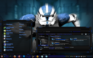 my desktop now?? by HELL-X-HELL