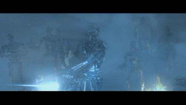 T800's attack by 2bad4u2day