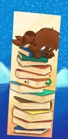 Bookmark - Toby by KiTSUNEMAGiC1