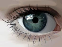 Eye by taho