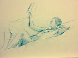 Life Drawing by nome94