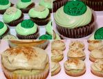 Luck of the Irish Cupcakes by chat-noir