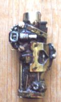 Steamscrap  Lighter 3 detail by carlcom66