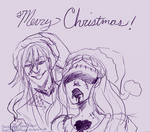 Merry Christmas~! by Simply-Psycho