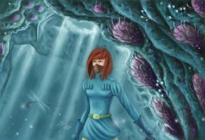 Nausicaa of the Valley of Wind by Kira-Bagirova