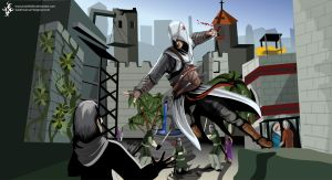 Assassins creed by kalath666