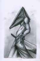 +Pyramid Head+ by jojo-douji