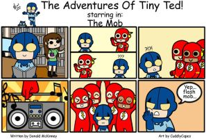 The Adventures of Tiny Ted #1 by CuddlyCapes