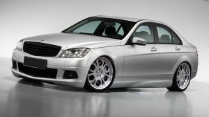 Mercedes-Benz C200 2008 by HAYW1R3
