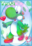 I Love Yoshi by Bowser2Queen