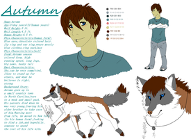 Autumn-Fallow Contest Entry by InfernoWolf