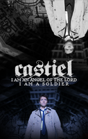 Castiel: Avatar1 by BelovedBastet