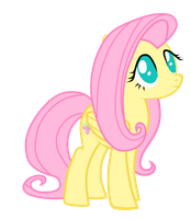 Fluttershy by ThePonyIsATrue