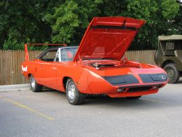 1970 Plymouth Superbird 440 by Qphacs