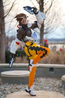 Tracer | Cheers, Loves! by Spaniel122