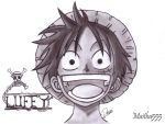 Passionate Luffy by Maitha555