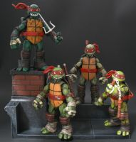 Mirage Studios TMNT by Shinobitron