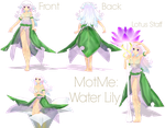 May MotMe : Waterlily by Crystallyna