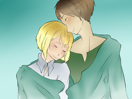 SNK - Eremin by Potato-Priestess