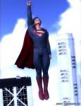 Man of Steel by artguyjoe
