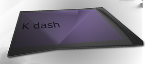 Project after Keyboard 1 Kdash by thedarcklinenes