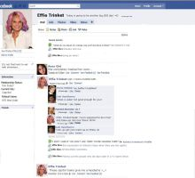 Effie Facebook Page by 13pinkstars