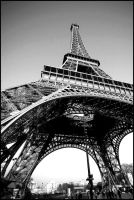 Eiffel Tower by neilmjones