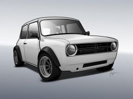 mini clubman by hugosilva