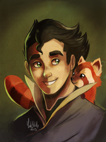 Bolin by CuteSkitty