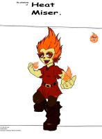 adventures of heat miser by RockBrothers