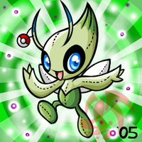 Pokemon- Celebi Plushie (Gift) by cartoonist