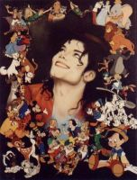 All my friends... by MichaelJackson