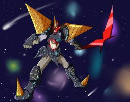 Chou Ginga Gurren Lagann by datalyf