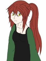 Human Axel by Blackpantherwolf13